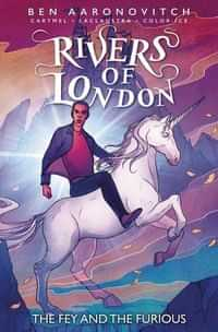 Rivers Of London Feyand The Furious #4