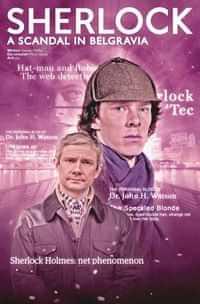 Sherlock Scandal In Belgravia #3 CVR B Photo