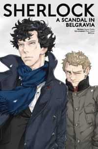 Sherlock Scandal In Belgravia #3 CVR C Jay