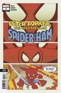 Spider-Ham #1 Second Printing Robson