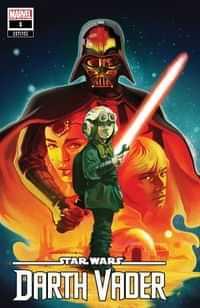 Star Wars Darth Vader #1 Variant 100 Copy Del Mundo