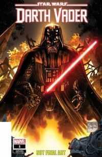Star Wars Darth Vader #1 Variant 50 Copy Daniel