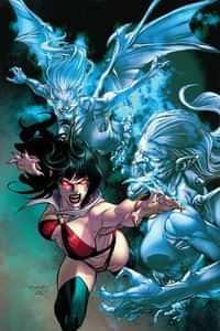 Vengeance of Vampirella #5 Variant 10 Copy Buzz Virgin