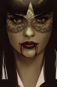 Vengeance of Vampirella #5 Variant 7 Copy Oliver Tint Virgin