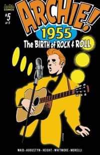 Archie 1955 #5 CVR B Burchett