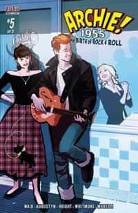 Archie 1955 #5 CVR C Nord