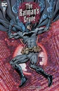 Batmans Grave #5 CVR A
