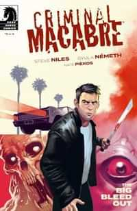 Criminal Macabre The Big Bleed Out #3