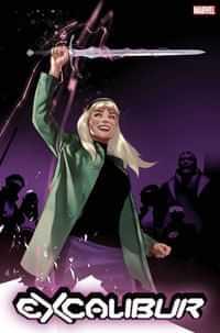Excalibur #7 Variant Oliver Gwen Stacy