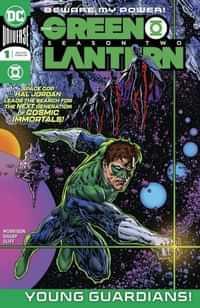 Green Lantern Season 2 #1 CVR A