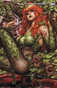 Harley Quinn and Poison Ivy #6 CVR C Card Stock Poison Ivy