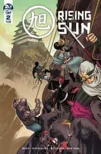 Rising Sun #2