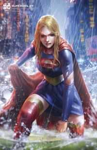 Supergirl #39 CVR B Card Stock Chew