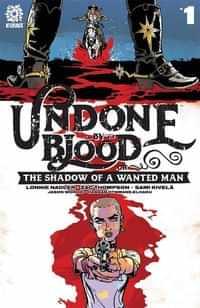 Undone By Blood #1