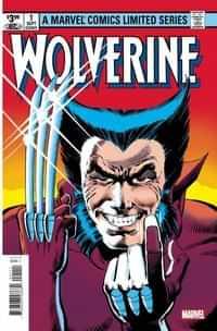 Wolverine #1 Facsimile Edition