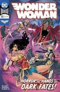 Wonder Woman #751 CVR A