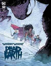 Wonder Woman Dead Earth #2 CVR A