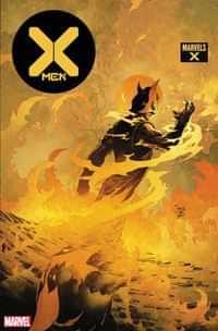 X-Men #6 Variant Tan Marvels X Var Dx