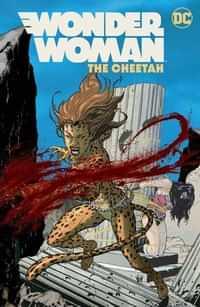 Wonder Woman TP Cheetah