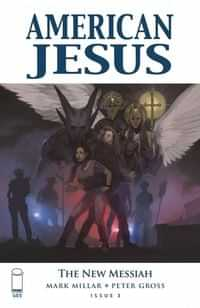 American Jesus New Messiah #3 CVR A