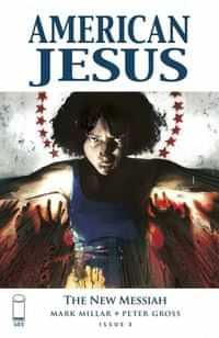 American Jesus New Messiah #3 CVR B Alexander