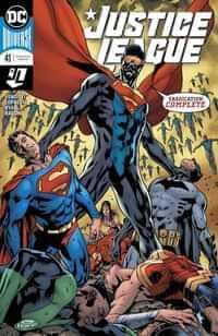 Justice League #41 CVR A