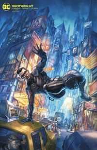 Nightwing #69 CVR B Quah