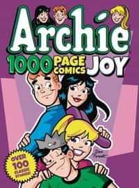 Archie TP 1000 Page Comics Joy