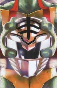 Power Rangers Teenage Mutant Ninja Turtles #3 Variant Thank You