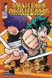 My Hero Academia GN V23