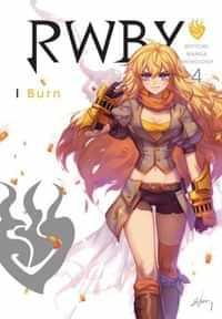 Rwby GN Official Manga Anthology V4