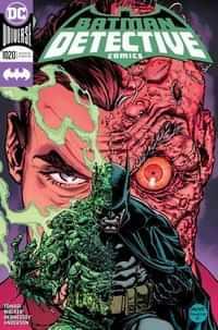 Detective Comics #1020 CVR A