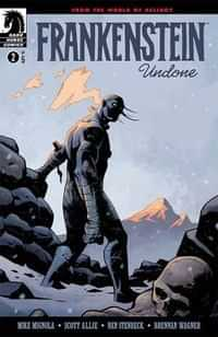 Frankenstein Undone #2 CVR A Stenbeck