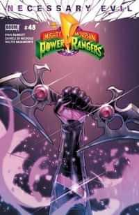 Mighty Morphin Power Rangers #48 CVR A Campbell