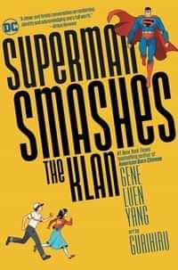 Superman TP Superman Smashes The Klan