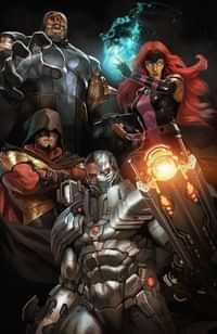 Justice League Odyssey #19 CVR B Skan