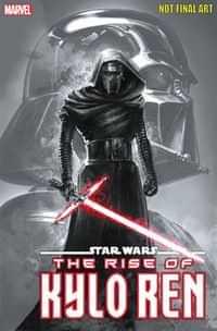 Star Wars Rise Kylo Ren #1 Third Printing Crain