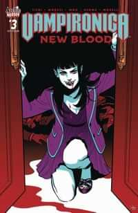 Vampironica New Blood #3 CVR A Mok