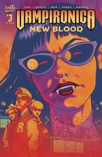 Vampironica New Blood #3 CVR B Gorham