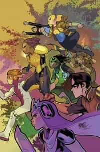 Young Justice #14 CVR B Lafuente