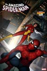 Amazing Spider-Man #41 Variant Brown Spider-Woman
