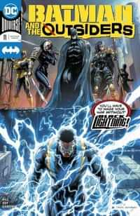 Batman And The Outsiders #11 CVR A