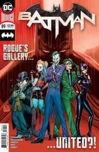 Batman #89 Second Printing