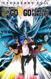 Go Go Power Rangers #30 CVR A Carlini