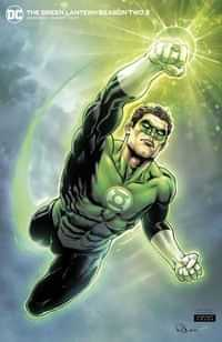 Green Lantern Season 2 #2 CVR B Nicola Scott