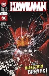 Hawkman #22 CVR A