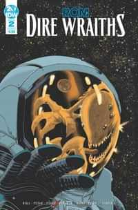 Rom Dire Wraiths #2 CVR A Pizarri