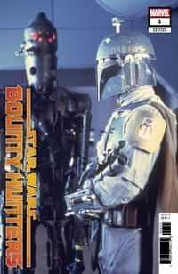Star Wars Bounty Hunters #1 Variant 10 Copy Movie