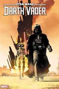 Star Wars Darth Vader #1 Second Printing Ienco