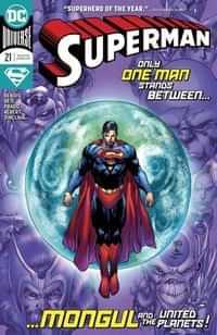 Superman #21 CVR A